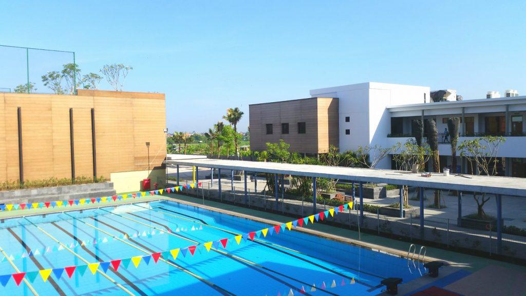 Australian School Bali Swimming Pool facilities