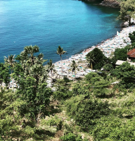Bali Cliff View