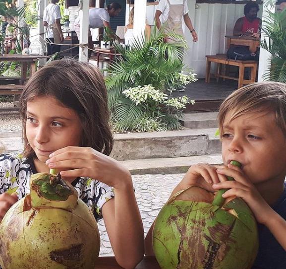 Organic cafe Bali