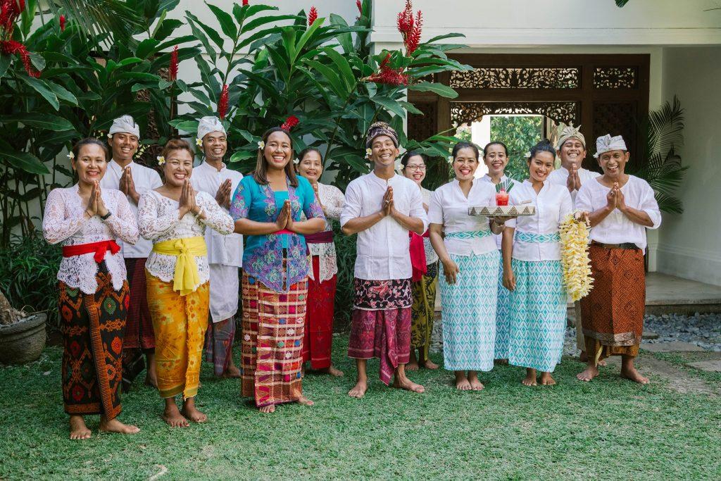Escape Haven Retreat Bali Staff